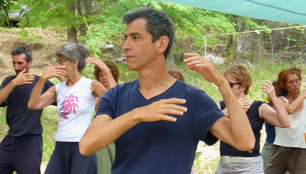les enseignants de Tai Chi et Qi Gong à Clermont-Ferrand