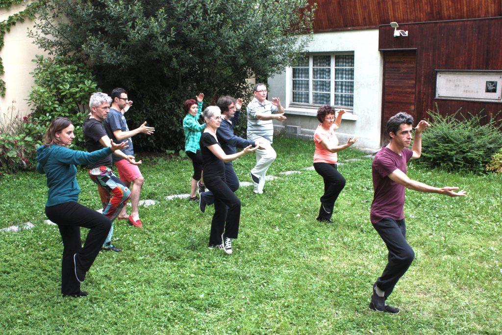Tai chi- Art du chi à Clermont-Ferrand 2016/17